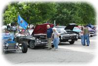 NH Classic Car Show
