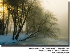 Sugar River, Newport NH