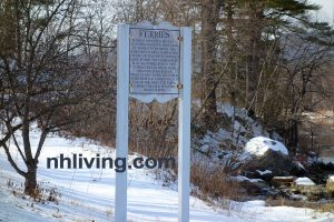 Plainfield NH CT River Ferry Site