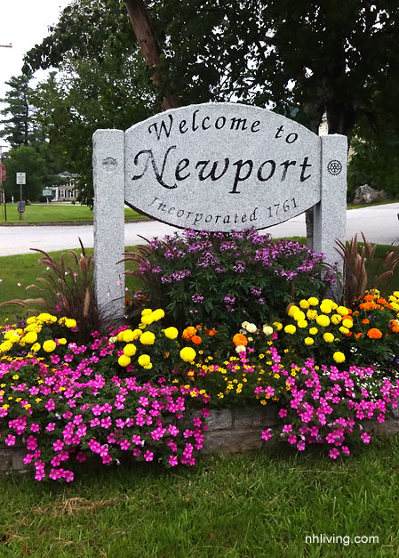 Newport New Hampshire Real Estate, Lodging