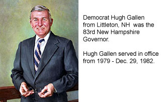 Hugh Gallen, New Hampshire Democratic Governor