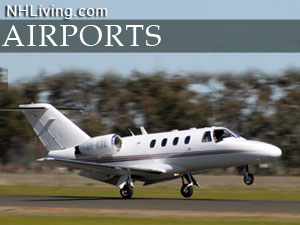 New Hampshire airports