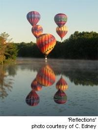 Balloon Fesitval, Pittsfield NH