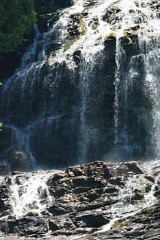 New Hampshire waterfalls