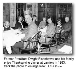 Dwight D. Eisenhower US President
