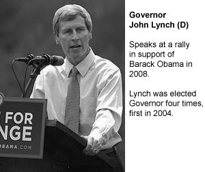 John Lynch New Hampshire Governor