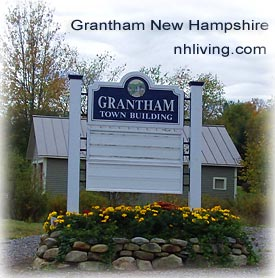 Grantham New Hampshire Dartmouth Lake Sunapee region