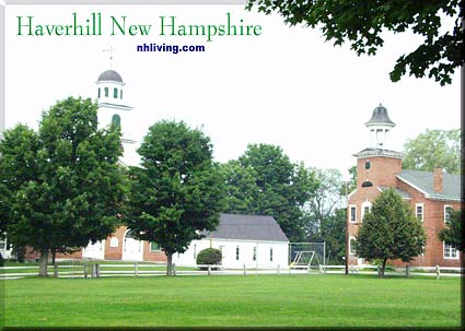 Haverhill New Hampshire White Mountains region