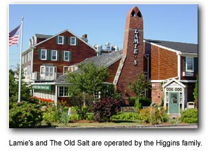 Lame's Inn and Old Salt Restaurant, Hampton NH 2007
