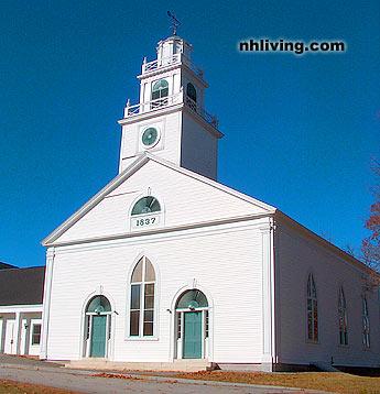 Church, Londonderry, New Hampshire Merrimack Valley region