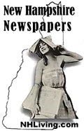 New Hampshire Newspapers, NH newspapers, N.H. News, N.H. Newspaper Publishers,