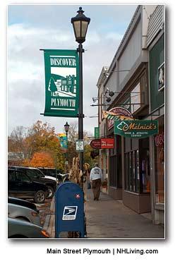 Main Street Plymouth NH