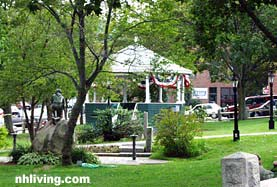 Town Green Plymouth NH