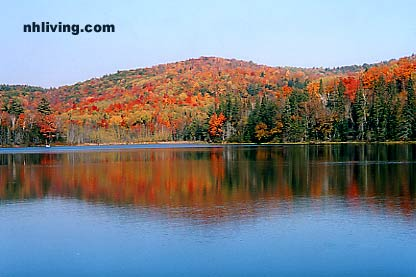 New Hampshire Fall Foliage Drives, Tours, Trips, Routes, Scenic Roads