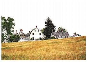 Canterbury Shaker Village Merrimack Valley NH