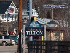 Tilton NH