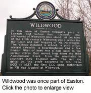 Wildwoods Easton New Hampshire White Mountains region