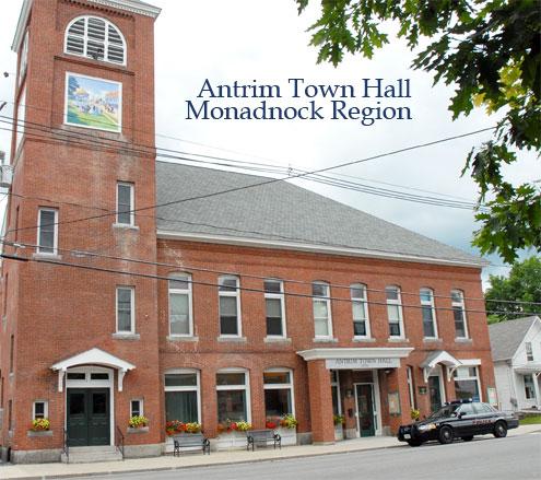 Antrim Town Hall