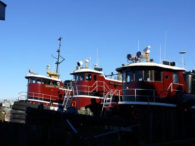 Tugboats, Derry NH