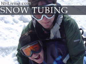 New Hampshire Snow Tubing