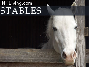 New Hampshire stables equestrian centers