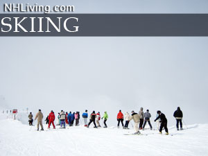 New Hampshire ski tickets