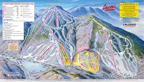ski cannon map
