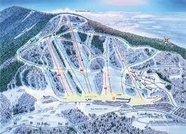 ski crotched map