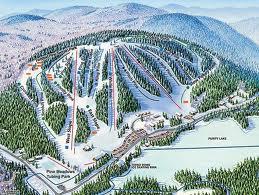 king pine map