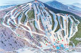 pats peak ski map