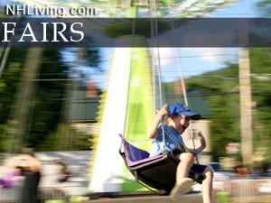 New Hampshire county fairs
