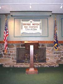 Dixville Notch New Hampshire Voting