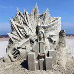 hampton beach master sand sculpting competition