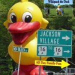 Wildquack Duck River Festival, annual Jackson NH White Mountains event