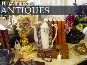 New Hampshire antique shops