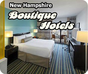 Discover the best boutique hotels in New Hampshire.