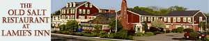 The Old Salt Restaurant, Lamie's Inn, Hampton Dining, Hampton Inns, Hampton Beach Inns, Hampton NH inns, Hampton Beach Inns