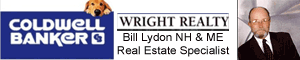 Bill Lydon Realtor,NH WHite Mountain Homes, Coldwell Banker Wright Realty