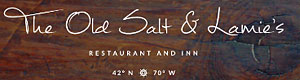 The Old Salt Restaurant Lamie's Inn