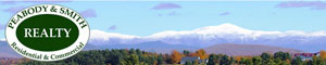 Peabody and Smith, White Mountains  New Hampshire, White Mountains NH, Commercial Realty Real Estate Properties