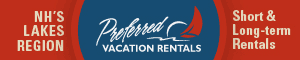 Preferred Vacation Rentals, Lakes Region NH, Lake Winnipesaukee Vacation Rentals