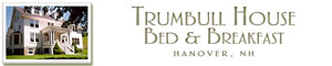 Trumbull House Bed& Breakfast, Hanover, New Hampshire