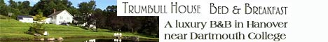 Trumbull House BB Inn - Luxury Lodging near Dartmouth