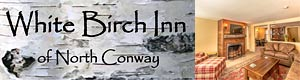 White Birch Inn - No Conway NH Inn