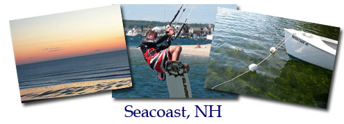 Seacoast NH Lodging, Dining, Attractions, Vacations, Real Estate