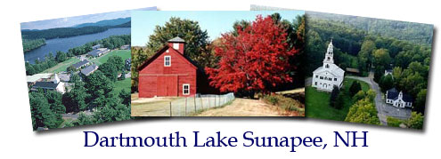 Sunapee Dartmouth NH Vacations