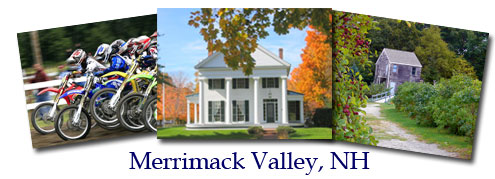 Merrimack Region NH Vacations