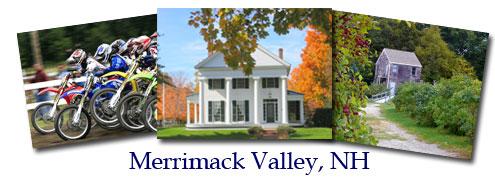 Merrimack Region NH Vacations