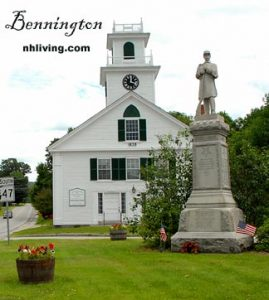 Bennington New Hampshire