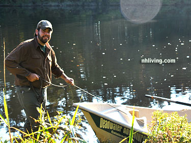 NH Fishing GUide services